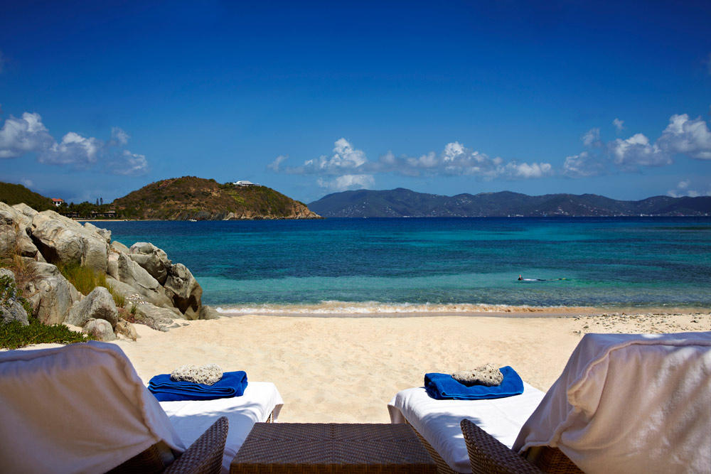 Peter Island Honeymoon Beach at Peter Island Resort & SpaPeter IslandBritish Virgin Islands