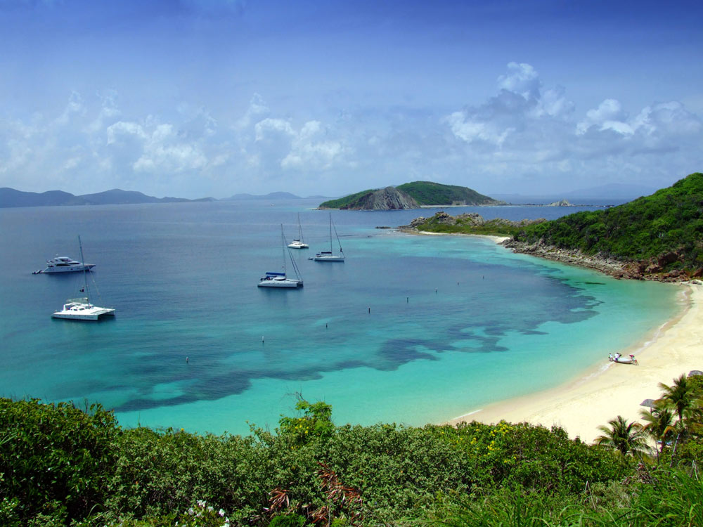 Little Deadmans Beach at Peter Island Resort & SpaPeter IslandBritish Virgin Islands