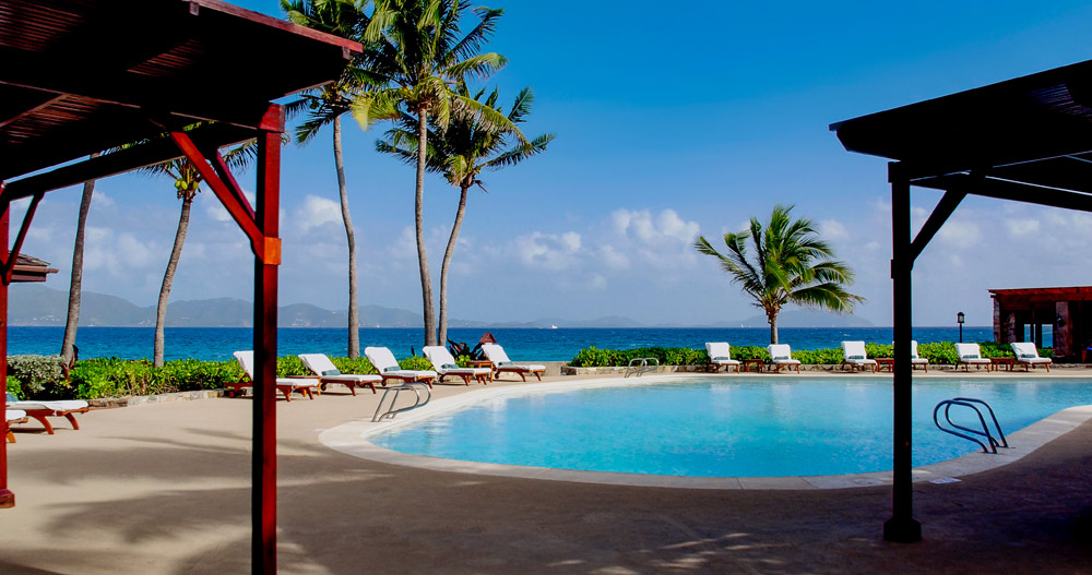 Outdoor Pool at Peter Island Resort & SpaPeter IslandBritish Virgin Islands