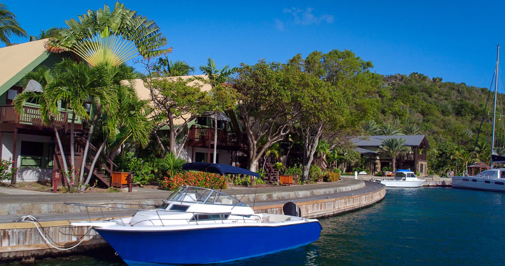 Marina at Peter Island Resort & SpaPeter IslandBritish Virgin Islands