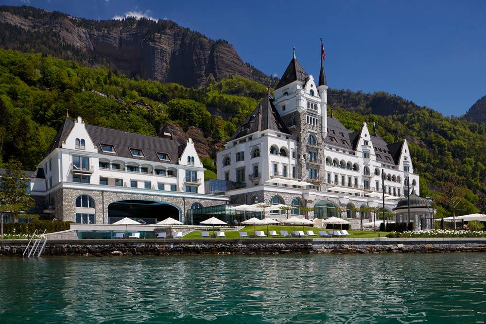 Park Hotel Vitznau, Switzerland