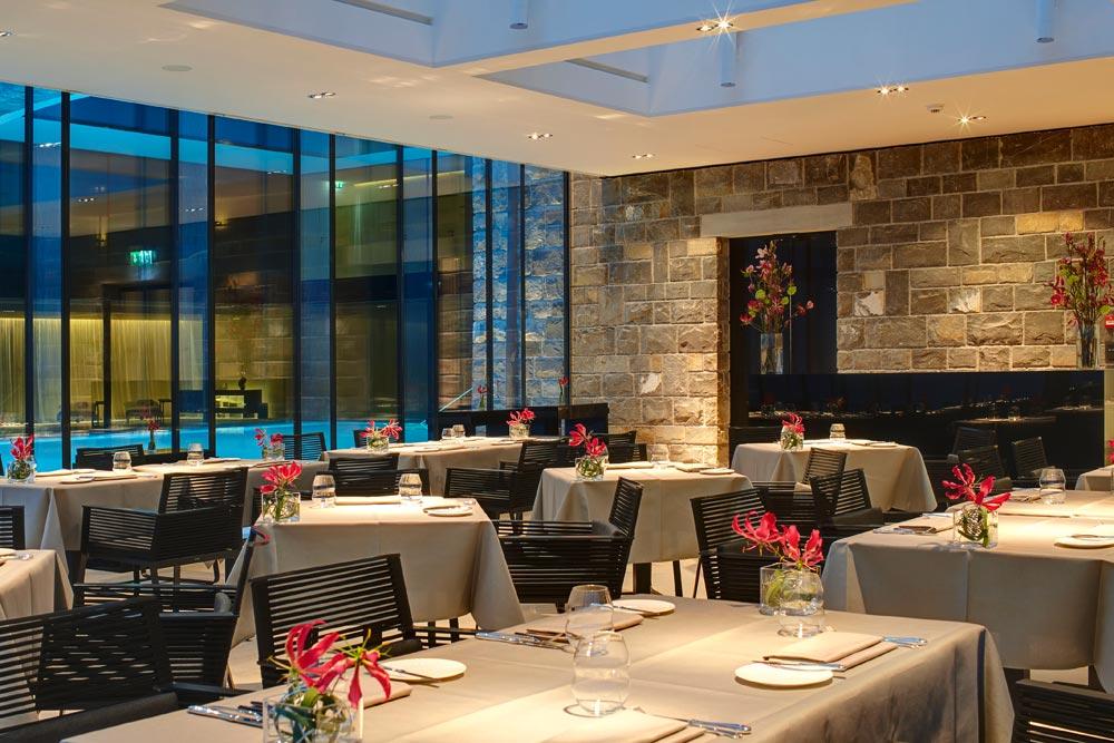 Restaurant Prisma at Park Hotel Vitznau, Switzerland