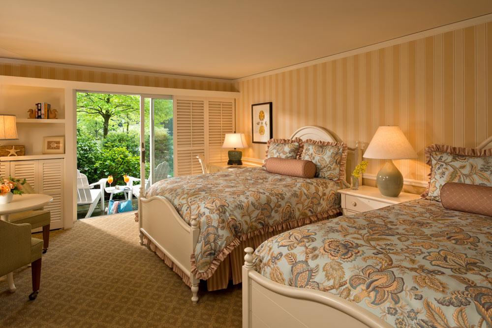 Garden View Double Room at Wequassett InnMA
