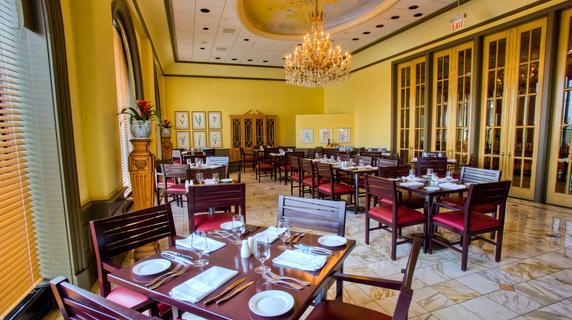 Royal Sonesta Harbor Court BaltimoreRestaurant