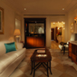 Orchid Suite Lounge at Sandy Lane Hotel, Barbados