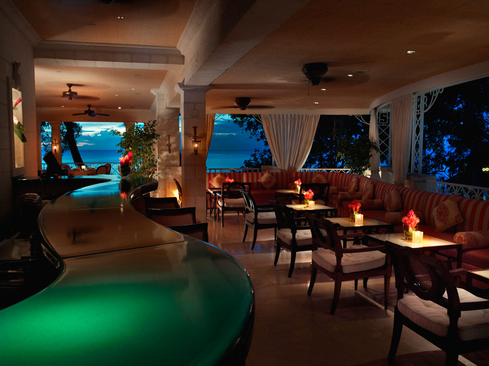 LAcajou Lounge at Sandy Lane HotelBarbados
