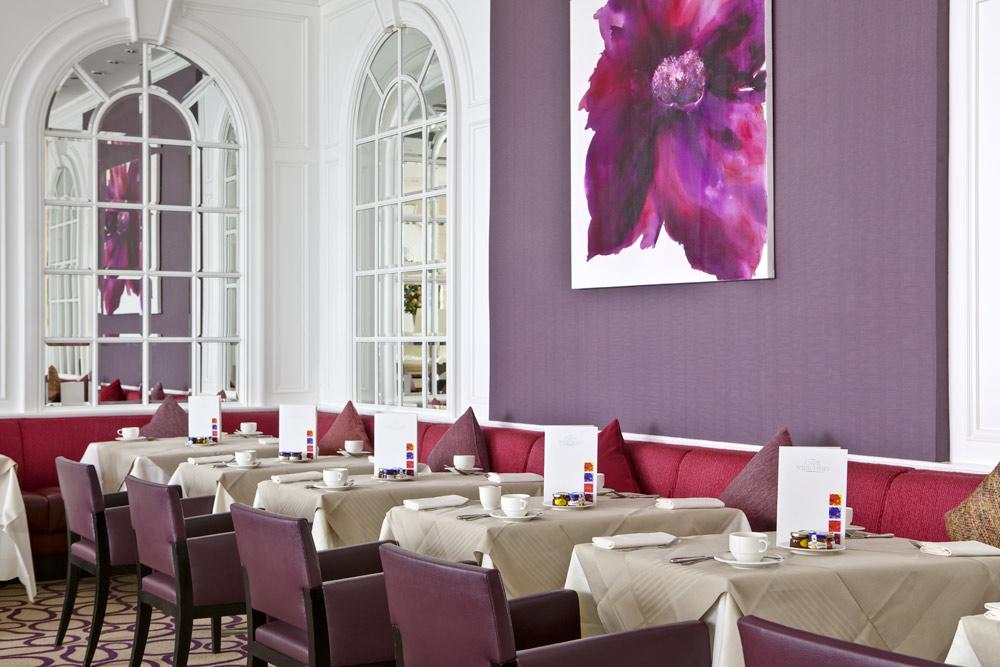 Dining Venue at Steigenberger Wiltchers BrusselsBelgium