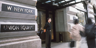 W New York Union Square