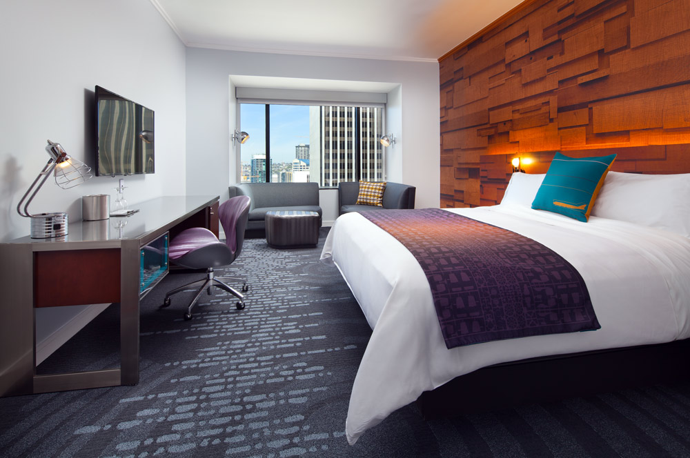 Guest Room at W Seattle, WAshington