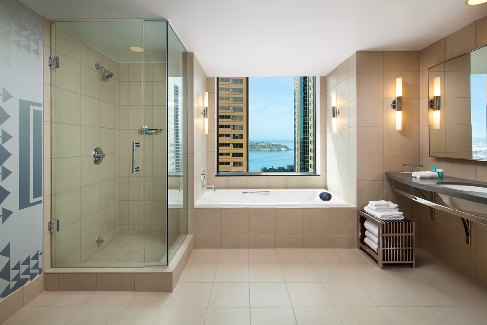 Suite Bath at W SeattleWashington