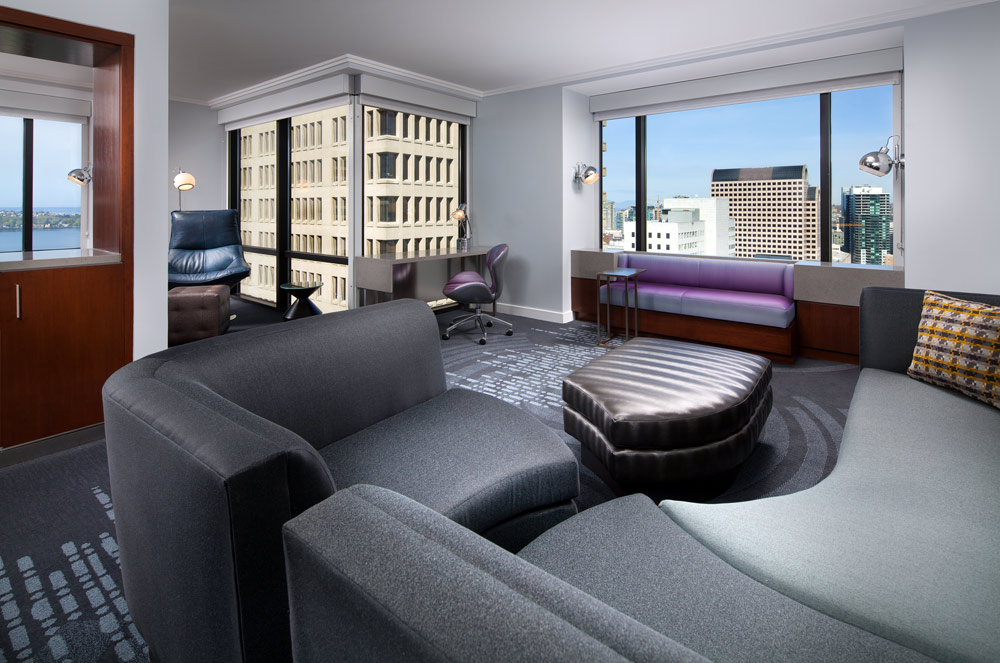 Suite Living at W SeattleWashington