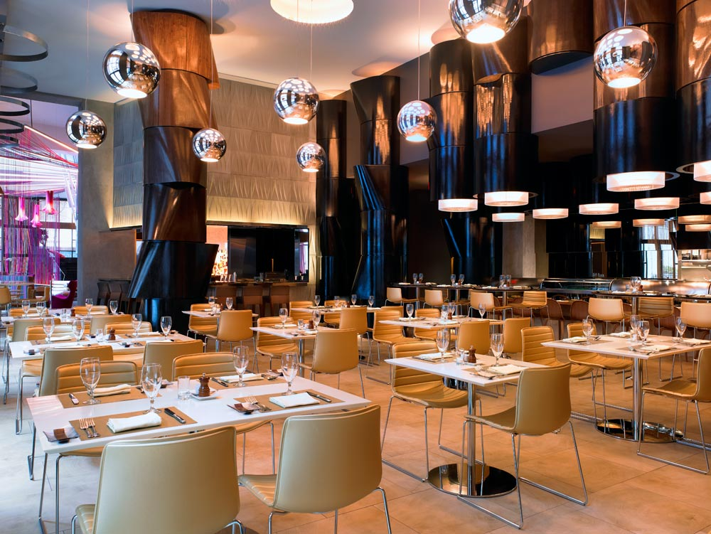 Dine at W SeattleWashington