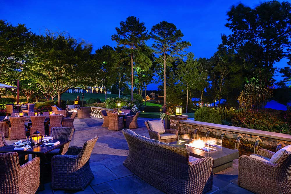 Terrace Dining at The Ritz-Carlton, Reynolds, Greensboro, GA