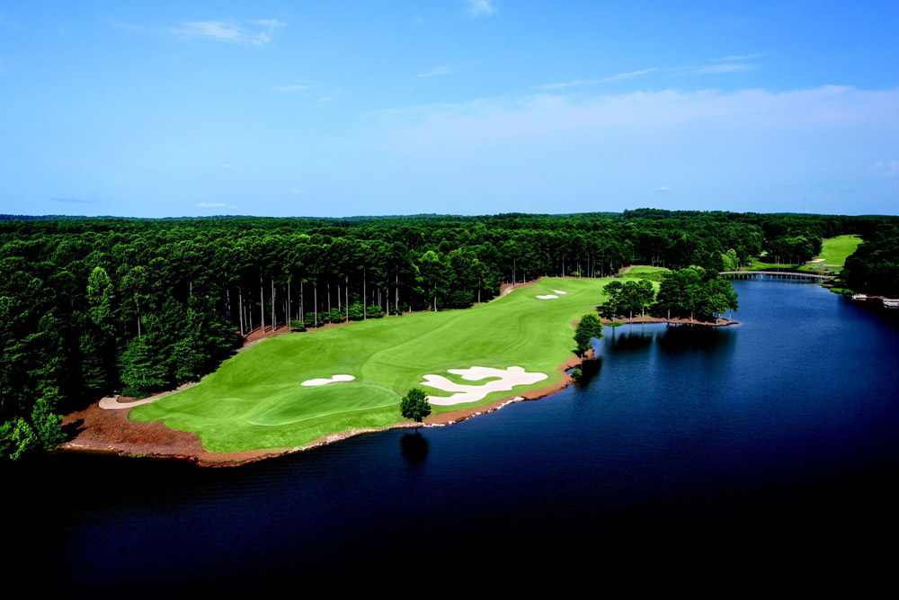 Golf Course at The Ritz-Carlton, Reynolds, Greensboro, GA