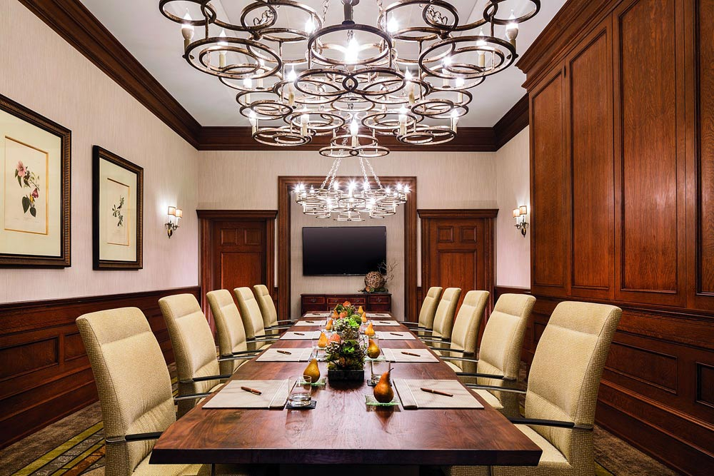 Meeting Room at The Ritz-Carlton, Reynolds, Greensboro, GA