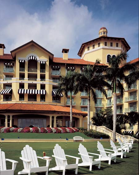 Ritz Carlton Naples Golf Resort