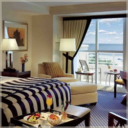 OceanView Guest Room
