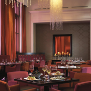 Dining at Ritz Carlton Philadelphia