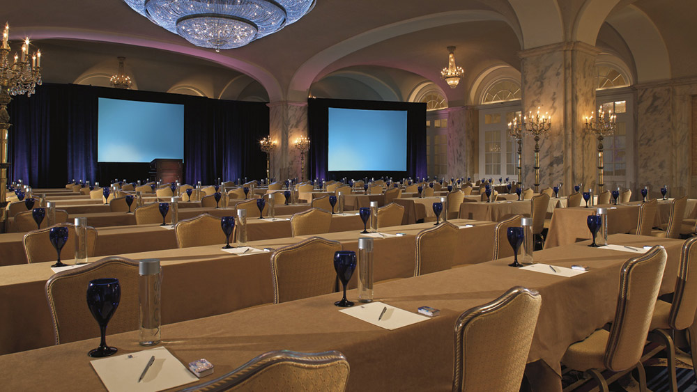 Meeting Room at Ritz Carlton Philadelphia