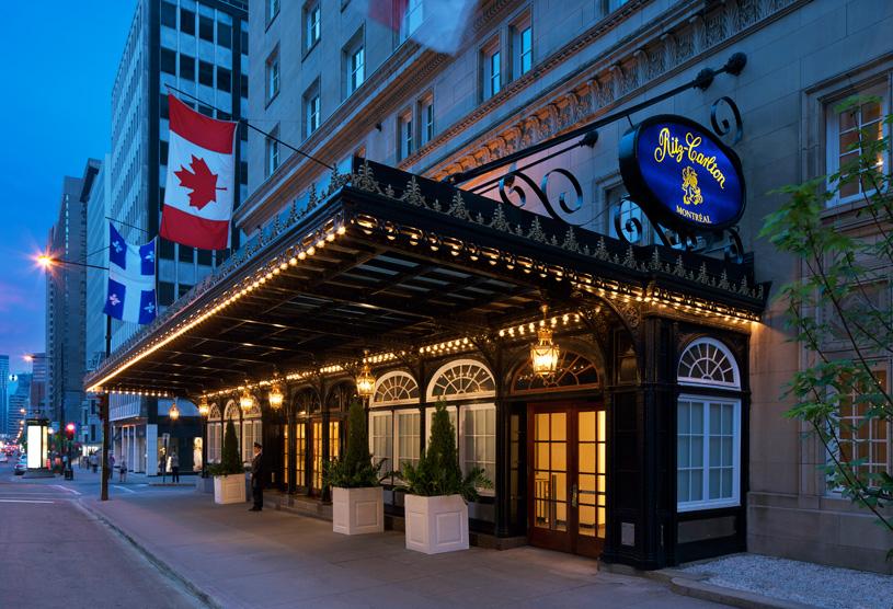 Ritz Carlton Montreal