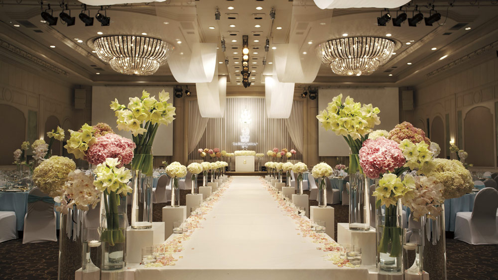 Wedding Venue at Ritz Carlton Seoul