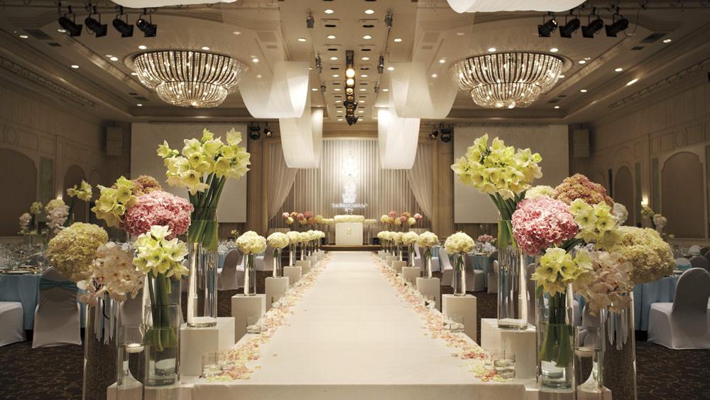 Wedding Venue at Ritz Carlton Seoul