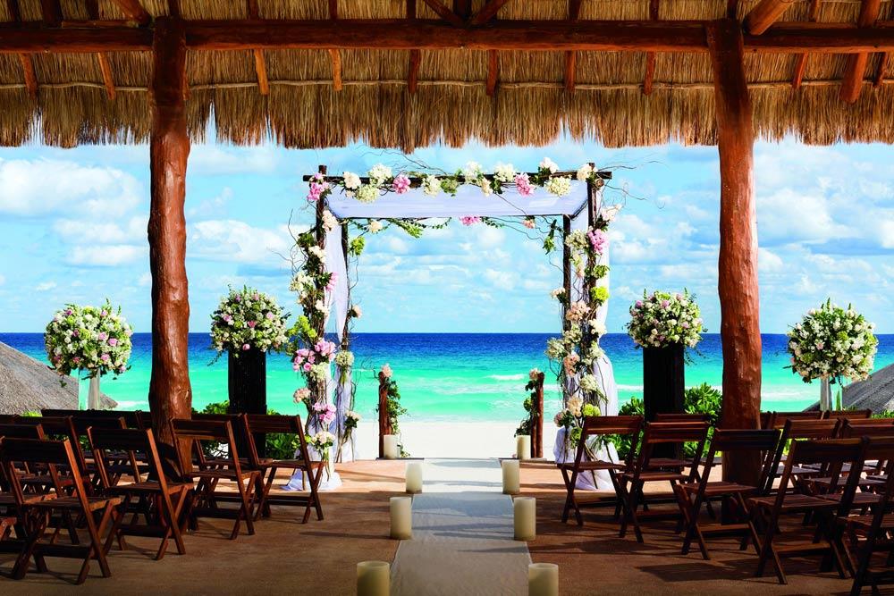 Wedding Venue at Ritz Carlton CancunMexico