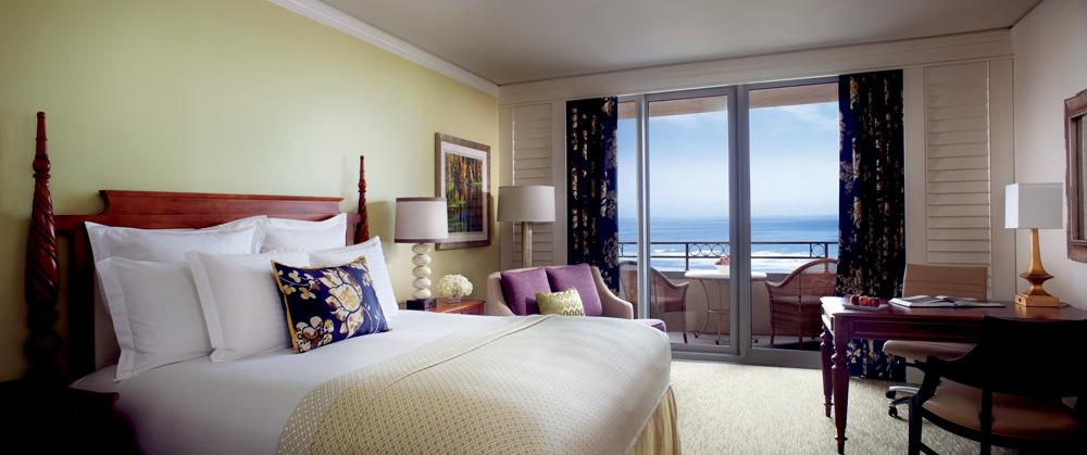 Guestroom at Ritz Carlton Amelia Island