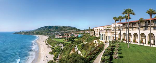 Ritz Carlton Laguna Niguel Exterior Shot