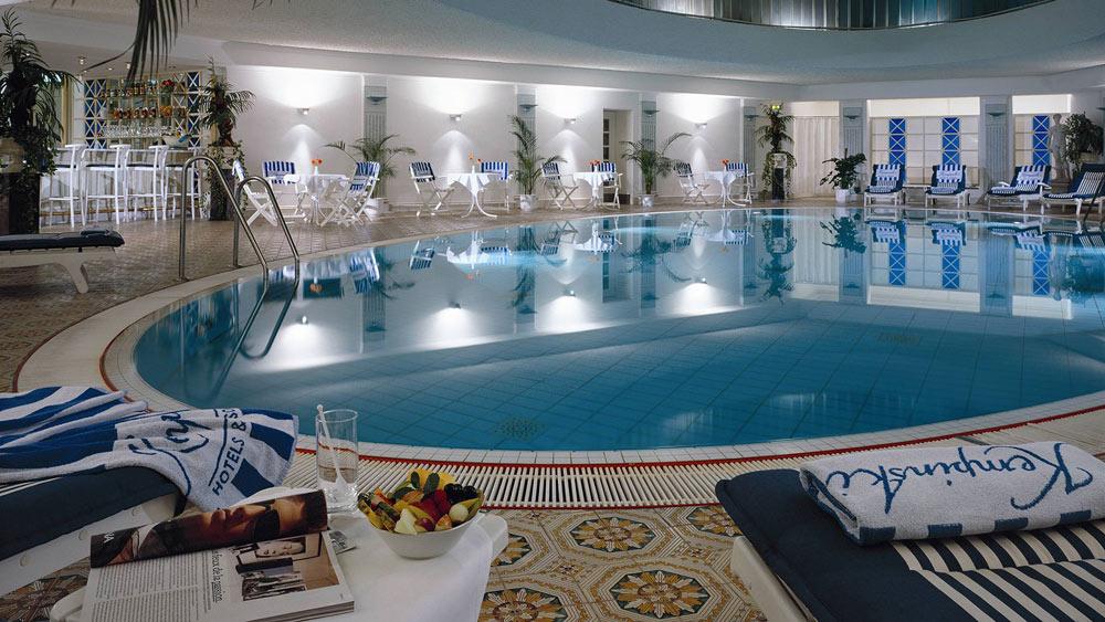Spa and Pool at Kempinski Hotel Bristol Berlin