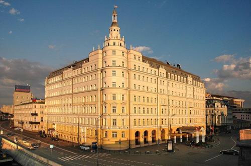 Baltschug Kempinski Moscow