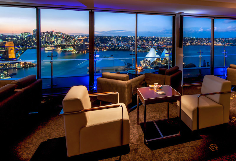 Club Room at InterContinental SydneyAustralia