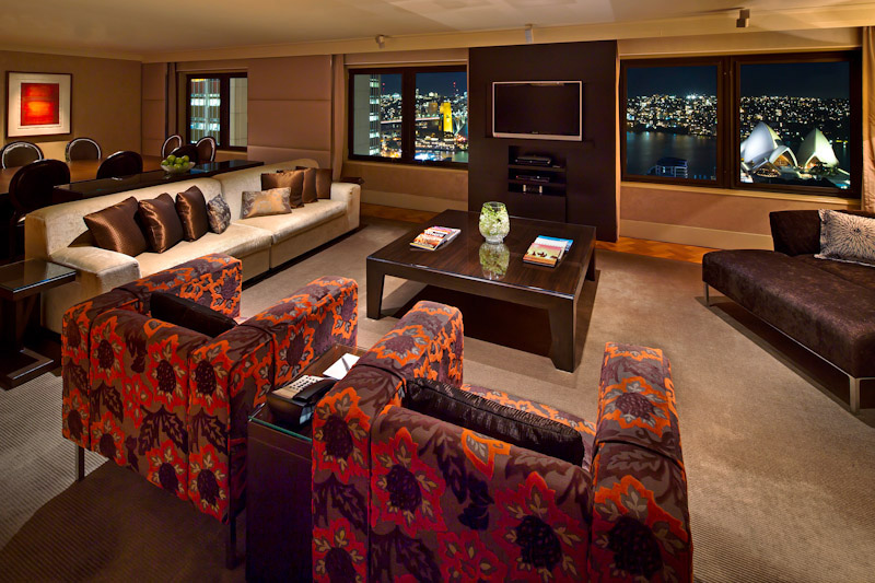 The Australia Suite at InterContinental SydneyAustralia