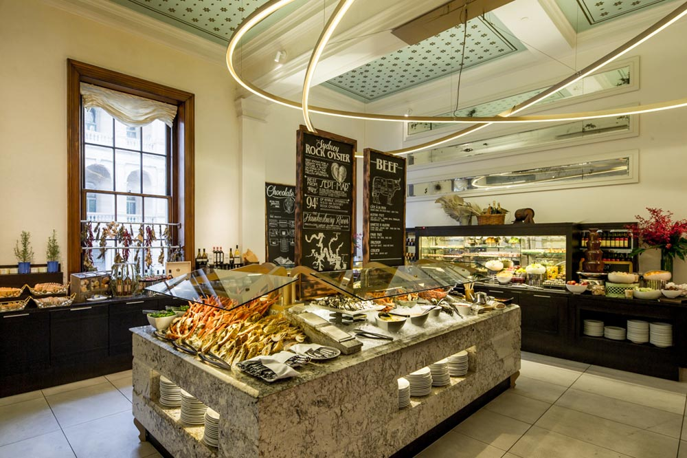 Deli at InterContinental SydneyAustralia