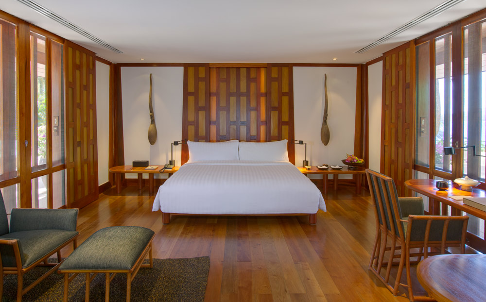 Pavilion Guestroom at AmanpuriThailand