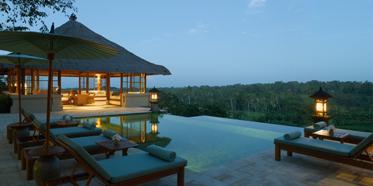 Villa Home, Amandari, Bali