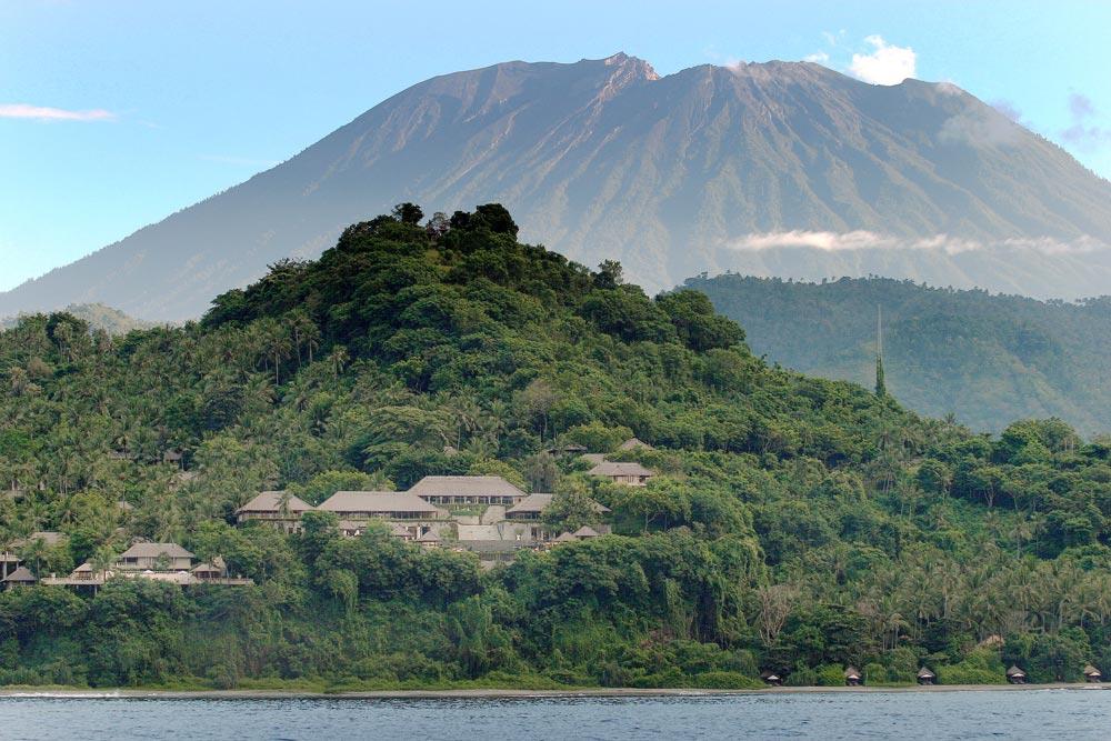 MT Agung, Amankila, Bali