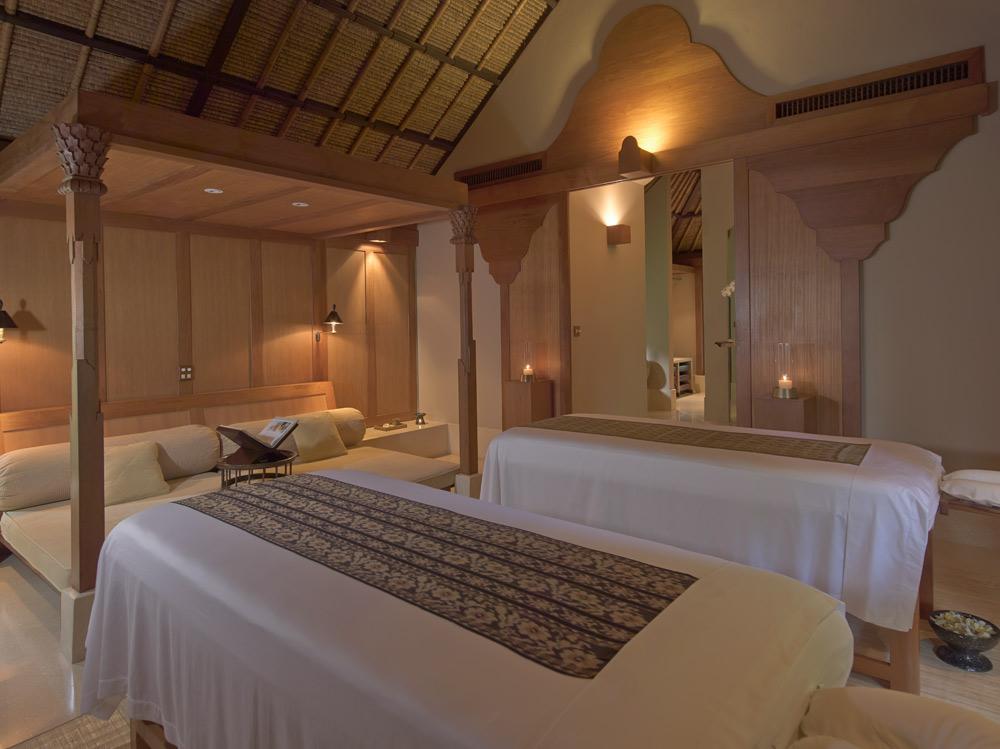 Spa suite, Amankila, Bali