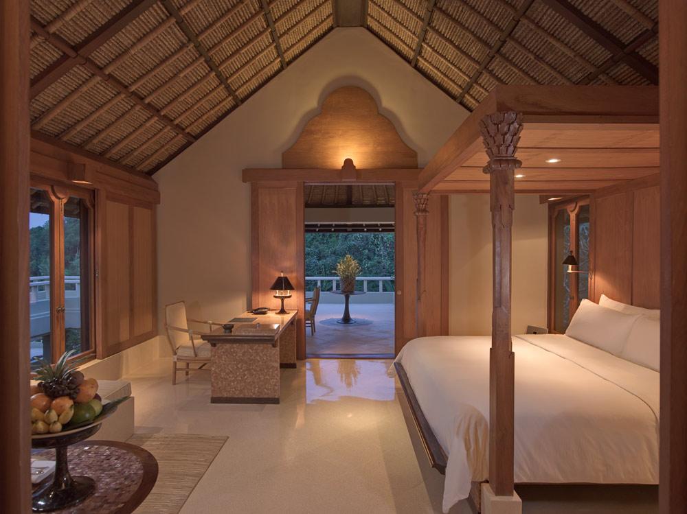 Garden suite, Amankila, Bali