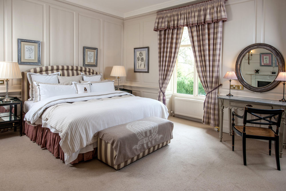 Lexington Suite at Lower Slaughter Manor, United Kingdom