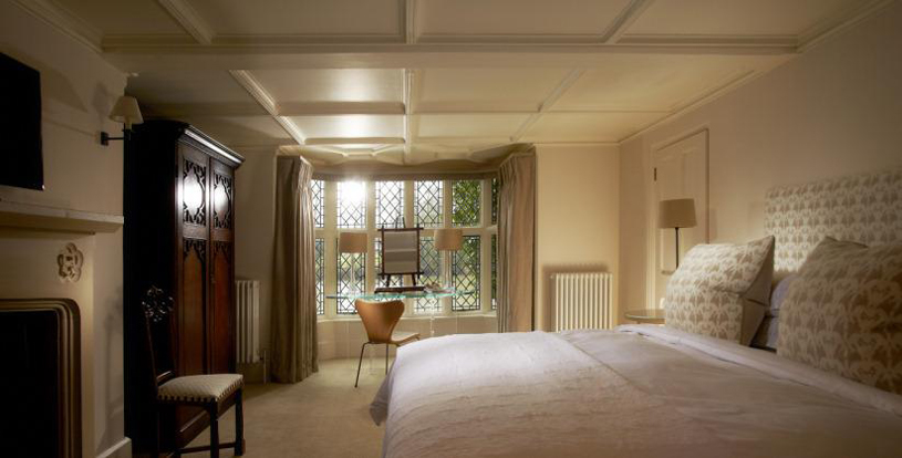 Cliveden House Guest Room