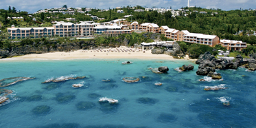 The Reefs Hotel in Bermuda