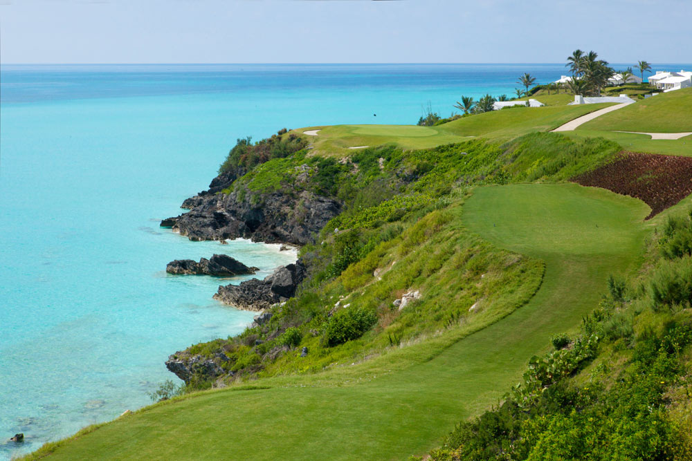 Golf Course at Cambridge BeachesBermuda