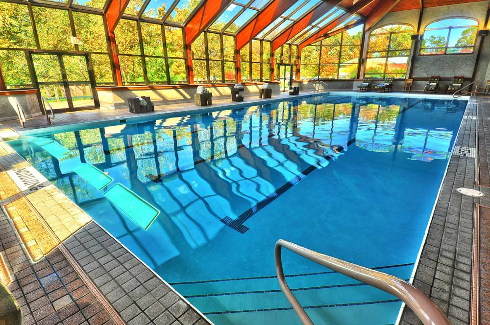 Indoor Pool at Nemacolin Woodlands Resort and SpaFarmingtonPA