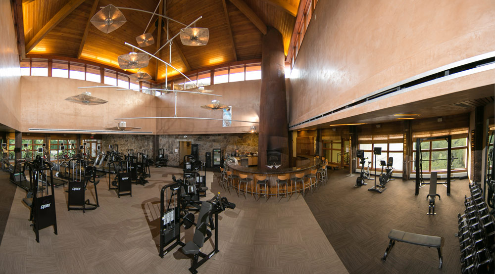 Spa and Fitness Center at Nemacolin Woodlands Resort and Spa, Farmington, PA