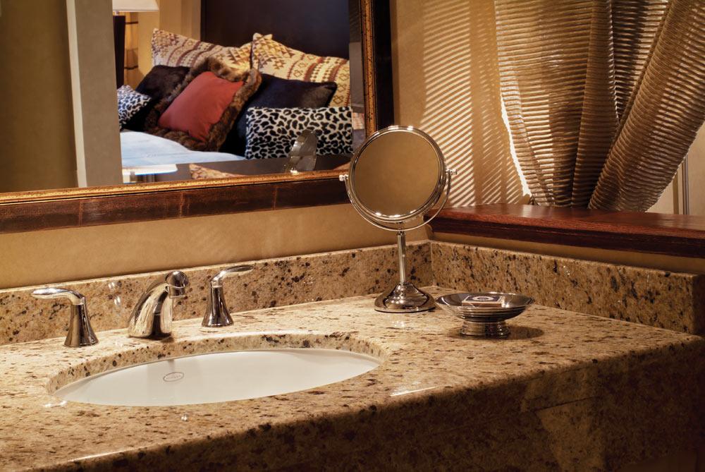 Guest Bath at Beaver Creek Lodge,  Beaver Creek, CO