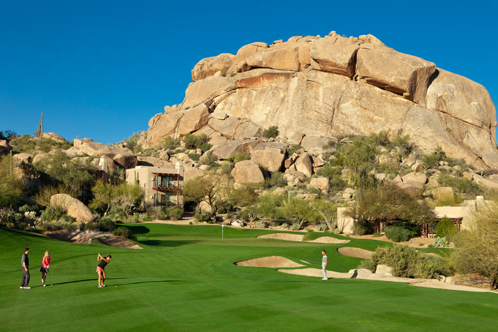World Class Golf Course at The Boulders, Carefree, AZ