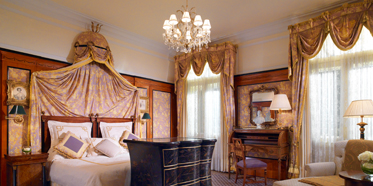 Guest Room at Hotel Bristol Vienna, Austria