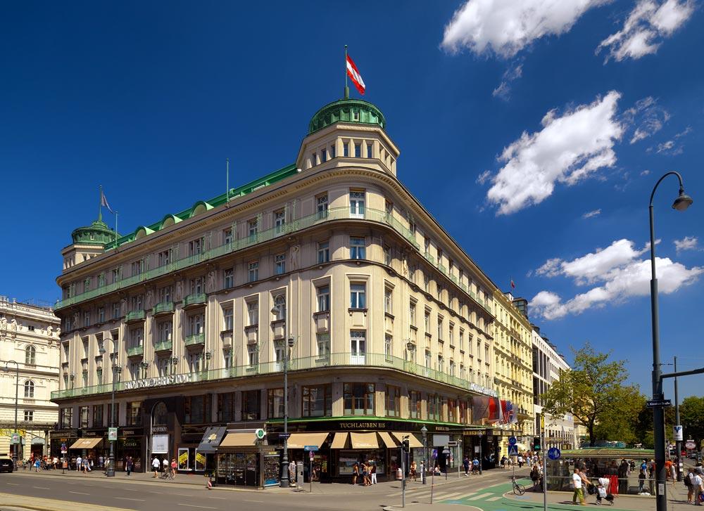 Hotel Bristol Vienna, Austria