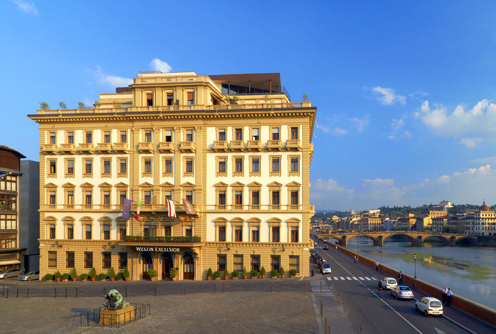The Westin Excelsior FlorenceItaly